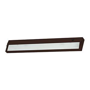 ZeeLite Bronze Three-Light LED Under Cabinet