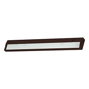 ZeeLite Bronze Four-Light LED Under Cabinet