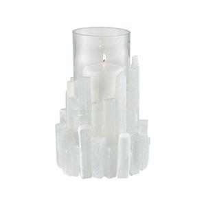 Shiverpeak Natural Rock Crystal Vase