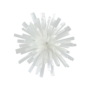 Shock Natural Rock Crystal Decorative Accessory