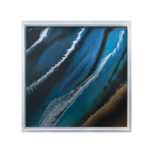 Coast Gloss White Coast I Wall Art