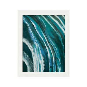 Coast Gloss White Coast II Wall Art