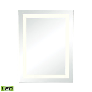 Skorpios LED Rectangular Wall Mirror