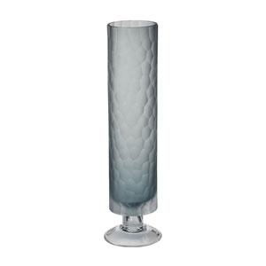 Frosted Glacier Tile Vase