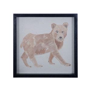 Brown Bear Wall Art