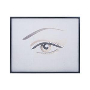 Overscale Eye Wall Art