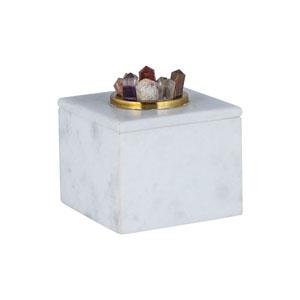 Christiana White Marble Box