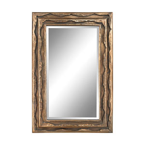 Thierry Aged Gold Mirror