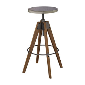 Rolfe Natural Woodtone Stool