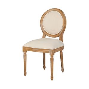 Allcott Sandblasted Artisan Stain Chair