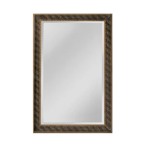Clearfield Antique Silver and Gold 34 x 46-Inch Rectangle Mirror