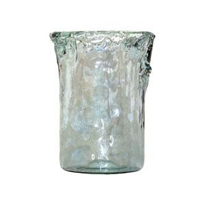 Maya Light Grey Thirteen-Inch Vase