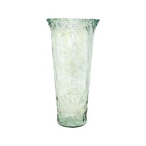 Rhea Recycled Glass Twenty-Inch Vase