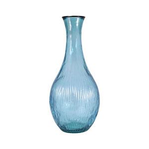 Ladon Azure Vase