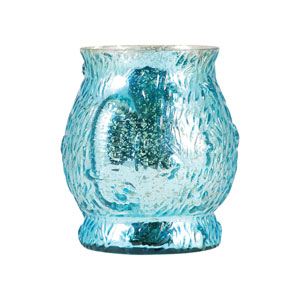 Atlantis Antique Turquoise Candle Holder