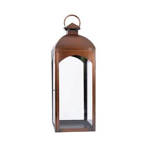 Cooperstown Antique Copper Lantern