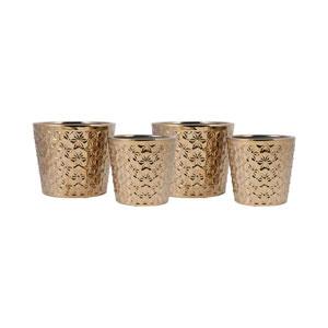 Astria Gold Planters