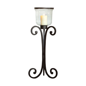 Prairie Rustic Forty Eight-Inch Candle Holder