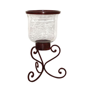 Deseo Montana Rustic Nineteen-Inch Candle Holder