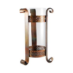 Deveraux Burned Copper Vase