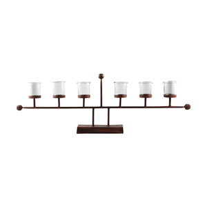 Camerena Montana Rustic Candle Holder