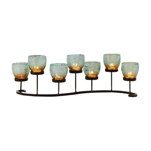 Pacifica Rustic and Pacifica Seven Votive Candle Holder