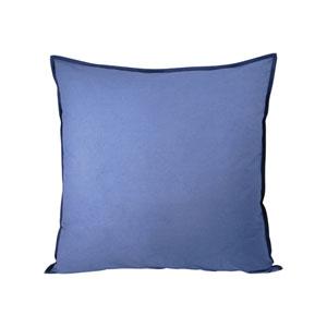 Dylan Navy Throw Pillow