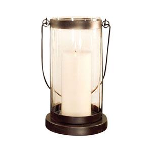 Schooner Rustic Seventeen-Inch Lantern