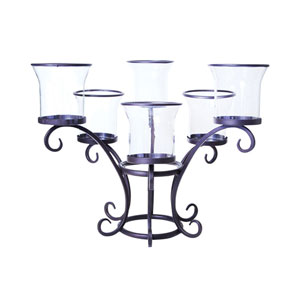 Chelsea Rustic Candle Holder