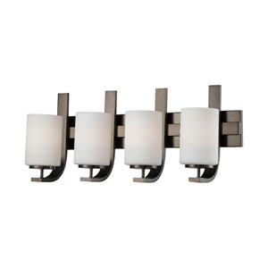 Pendenza Oiled Bronze Four-Light Wall Sconce