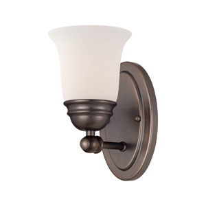 Bella Oiled Bronze Wall Sconce