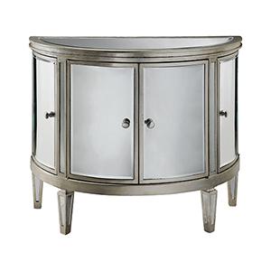 Halton Antique Silver Cabinet