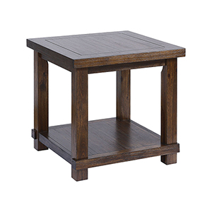 Higgins Farmhouse Stain Accent Table