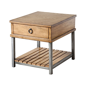 Beaumont Wood Accent Table
