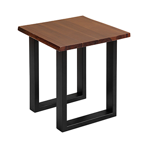 South Loop Acacia Wood Accent Table