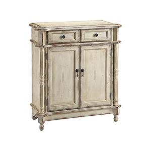 Heidi Creamy Tan Cabinet