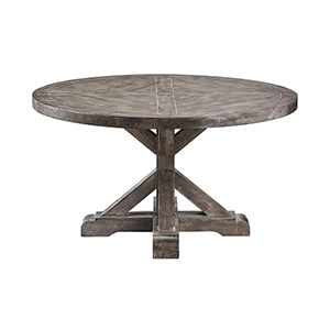 Bridgeport Weathered Gray Cocktail Table