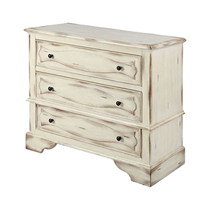 Uttermost Fausta Aged Ivory Accent Chest 24586 Bellacor