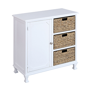 Pismo Beach White 31-Inch Chest