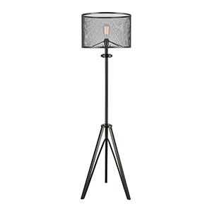 Sharo Oil Rubbed Bronze One-Light Floor Lamp