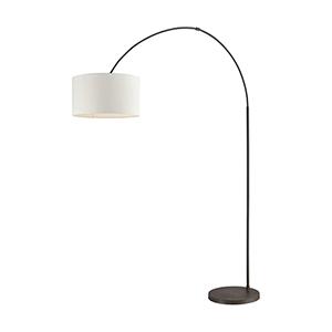 Wimberley Rust One-Light Floor Lamp