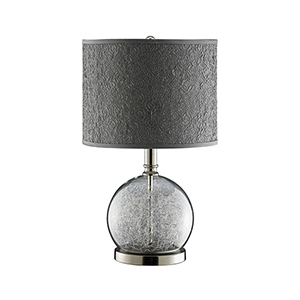 Filament Glass One-Light Table Lamp