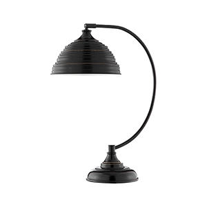 Alton Oiled Bronze One-Light Table Lamp