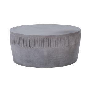 Sempre Polished Concrete Coffee Table