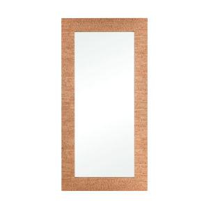 Cork Natural Cork 33 x 67 Inch Wall Mirror