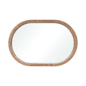 Cork Natural Cork 24 x 36 Inch Wall Mirror