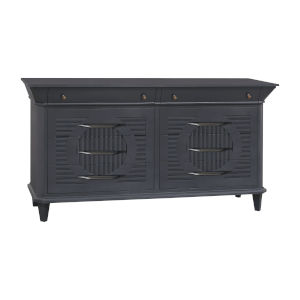 Alden Charcoal 60-Inch Chest