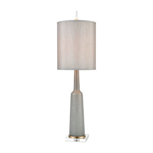 Invariant Grey with Cafe Bronze One-Light Table Lamp