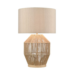 Corsair Natural One-Light Table Lamp