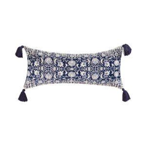 Joslyn Blue 14-Inch 14 x 32 In. Pillow